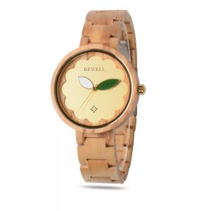 BEWELL Women's Premium Luxury Wooden Watch