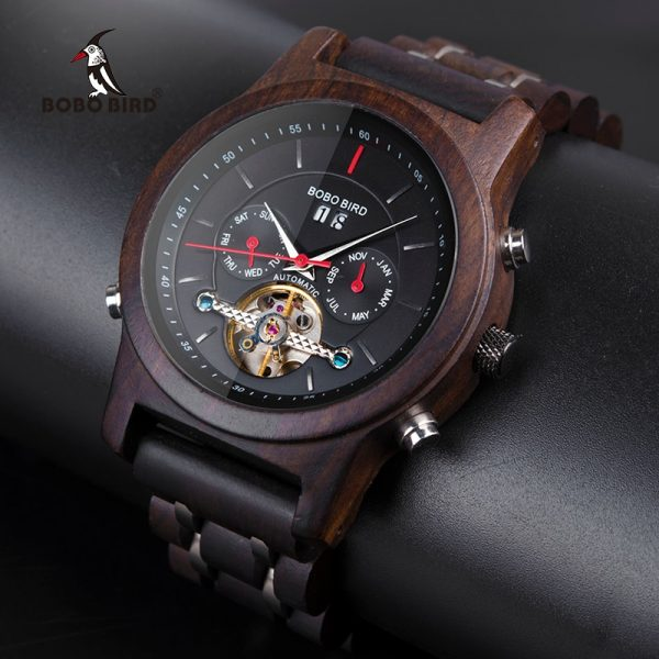BOBO BIRD Premium Automatic Mechanical Watch